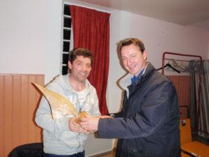 Eric Vial vainqueur 2014